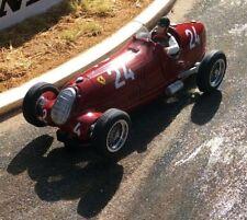 Probuild 1/32 Slot Car Alfa Romeo 8c c1936 #24 1ST WIN ungherese GP Nuvolari M/B