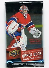 2015-16 UPPER DECK SERIES 1 HOCKEY RETAIL PACK