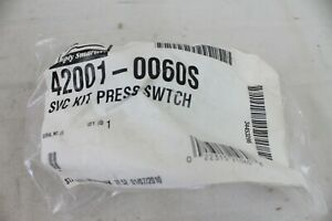 NEW 42001-0060S Water Pressure Switch Replacement MasterTemp Max-E-Therm Pool