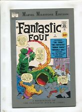 MARVEL MILESTONE EDITION: FANTASTIC FOUR #1 - WHITE LOGO - (9.2) 1991