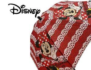 Disney Little Girls Minnie Mouse Character Rainwear Umbrella