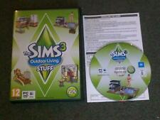 The Sims 3 Outdoor Living Stuff Expansion Pack PC Windows or MAC