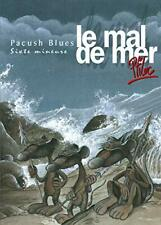 More details for pacush blues - tome 06: sixte mineure - le mal de mer by ptiluc book the cheap