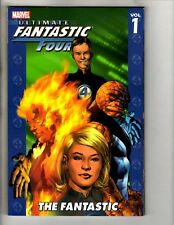 Ultimate Fantastic Four Vol. # 1 The Fantastic Graphic Novel Marvel Comics J315