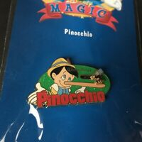 12 Months of Magic Pinocchio and Jiminy Slider Disney Pin 12486
