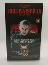 Hellraiser 3 - Hell On Earth (VHS/H, 2000) - Buy 3 Get 2 Free