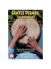 Alan Dworsky: Gentle Djembe For Beginners Percussion World Drums MUSIC DVD