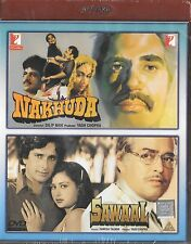 NAKHUDA / SAWAAL - BRAND NEW BOLLYWOOD 2FILMS IN ONE DVD - FREE UK POST