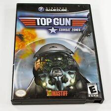 Top Gun Combat Zone Nintendo Gamecube Game (Tested) 6709