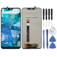LCD Screen and Full Assembly for  Nokia 7.1 Plus / X7 Replacement Repair Parts