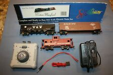 BACHMANN SPECTRUM FREIGHT CARS, TRANSFORMER, FROM WESTERN MARYLAND SET #01302