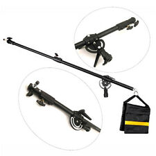 Heavy Duty Top Light Cross Bar Telescopic Boom Arm for Strobe Flash Video lights