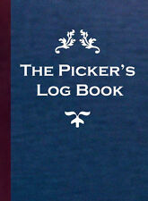 The Pickers Log Book - Mileage Expense Tracking Journal Book For eBay Sellers