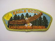 OA (BSA) East Carolina Council Eagle Scout CSP (Gold)