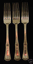 Veribest Silver Plate Forks 3 pc.