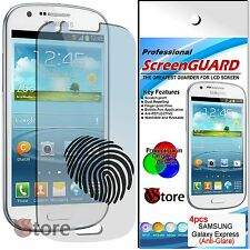 4 Film Matt for SAMSUNG Galaxy Express i8730 Antiglare Anti-fingerprint