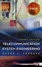 Telecommunication System Engineering (Wiley Ser, Freeman Hardcover+=