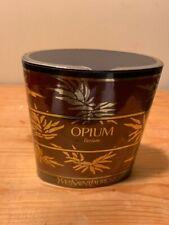 "Opium Perfume 30ml Parfum Vintage New Original ""Factory Sealed"" Rare"