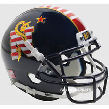 NAVY MIDSHIPMEN (Don't Tread On Me) Schutt XP Mini Helmet