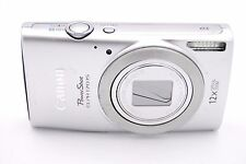 Canon Powershot Elph 170 Is / Ixus 170 20.0 Mp Digitalkamera - Silber