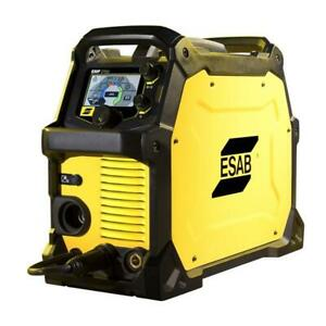 ESAB Rebel EMP 215ic Multiprocess Welder MIG/MAG, TIG, MMA Welding Machine