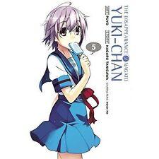 The Disappearance of Nagato Yuki-Chan, Vol. 5, Ito, Noizi, Puyo, x, Tanigawa, Na