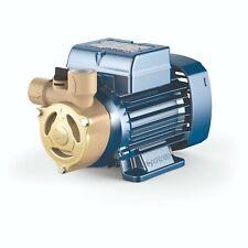 Peripheral 1PH Pedrollo Booster Water Pump PQAm60 V.220/60Hz. 0.50HP