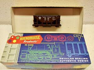 HO Roundhouse Pennsylvania Ore Car Kit 1409, Car #8268 Lot D