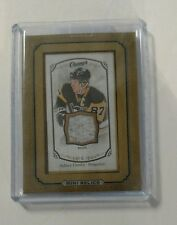 2015-16 Upper Deck Champs Sidney Crosby Framed Mini Jersey Relic Group B 1:5000