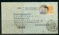 BRAZIL RIO DE JANEIRO 8/23/34 GRAF ZEPPELIN AIR MAIL COVER TO STUTTGART AS SHOWN