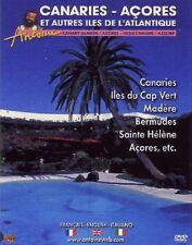 ANTOINE : CANARIES - ACORES DVD NEUF SOUS CELLO