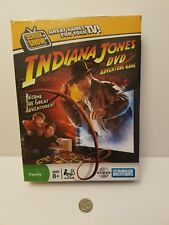 2008 INDIANA JONES DVD/TV Adventure Game Hasbro /Parker Brothers New $6.99 ship!