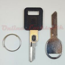 New OEM VATS Key B62-P3 GM Logo For Buick Cadillac Chevy Olds' + Door Key B45