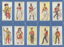 Military/War Collectable Player's Cigarette Cards (Pre-1918)