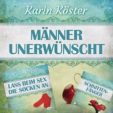 XXL Hörbuch FRAUEN-BOX | 3 Hörbücher Liebe/Humor| 28 Stunden | mp3-DVD