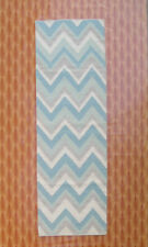 Kilim Rugs Wool Runner Hand woven Carpet Size Floor Covering 2.6'x8' Home Décor