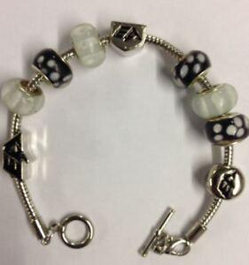 (RV453) Joblot of 10 x Energy Armor Negative Ion Charm Bracelets (Medium Only)