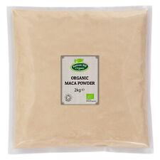 Organic Raw Maca Powder 2kg Certified Organic