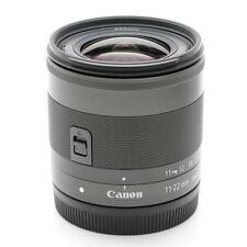 (NEW other) CANON EF-M11-22mm F4-5.6 IS STM (EF-M 11-22mm F/4-5.6) Lens*Offer