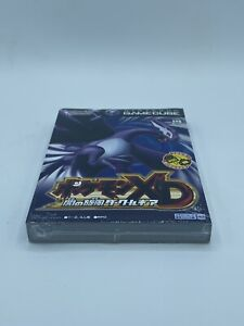 SEALED Pokemon XD Gale of Darkness GameCube Japanese Store Display RARE VGA