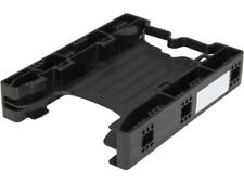 ICY DOCK Tool-less Dual 2.5 to 3.5 HDD Drive Bay SSD Mount / Kit / Bracket / Ada