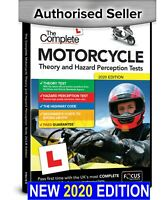 Motorcycle / Motorbike 2020 Theory & Hazard Perception Tests PC DVD-Rom. NEW