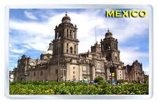 MEXICO CITY CATHEDRAL FRIDGE MAGNET SOUVENIR IMAN NEVERA