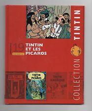 Collection Tintin Moulinsart Hachette 2011. n°19. Tintin et les Picaris. NEUF