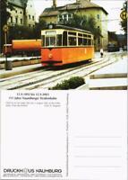 Ansichtskarte Naumburg (Saale) 111 Jahre Naumburger Straßenbahn Tram 2003