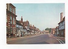 Wiltshire - Lacock Village - Postcard Franked 1976