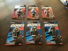 G.I. JOE CLASSIFIED MINI COMPLETE SET OF SIX