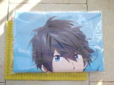 Taito Prizes Free! Iwatobi Swim Club Pillow Cover Part 2 #Nanase Haruka HARU