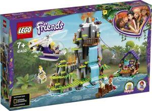 Lego 41432 Friends Alpaca Mountain Jungle Rescue New