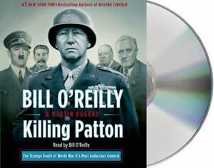 Killing Patton Bill O'Reilly Audio Book CD 7-Disc Set